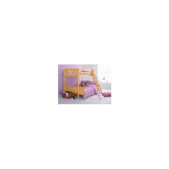 Ashley Pine Trio Bunk Bed