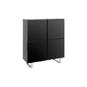 Photo of Costilla Storage Cabinet, Black Furniture