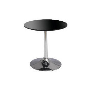 Photo of Barello Side Table, Black Gloss Furniture