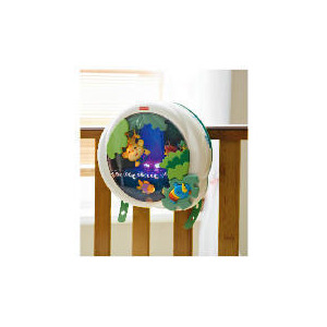 Photo of Fisher Price Rainforest Peek-A-Boo Waterfall Soother Baby Product