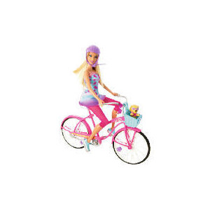 Photo of Barbie & Her Bicycle Toy