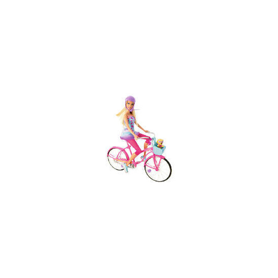 Barbie & Her Bicycle
