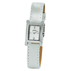 Photo of Lorus Ladies White Strap Watch Watches Woman