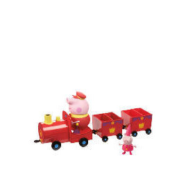 Peppa Pig Princess Peppas Royal Train Reviews