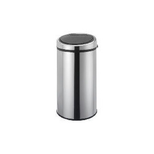 Photo of 40L Round Touch Bin Bin