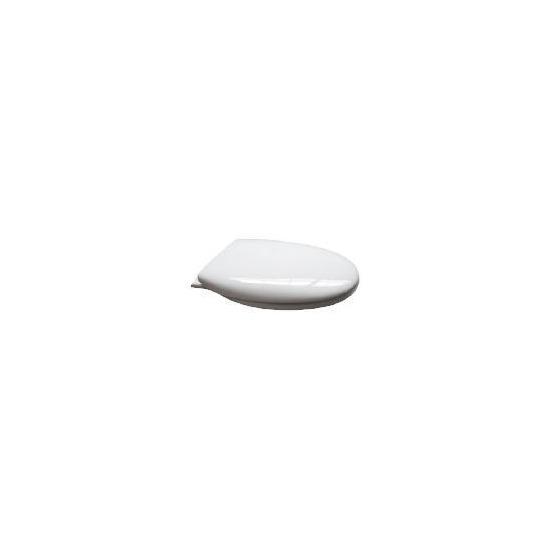Antibac Toilet Seat White