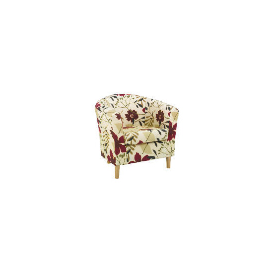 Southwold Occasional Chair, Tropical Floral
