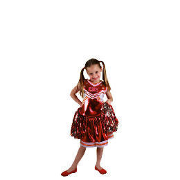 High School Musical Cheerleader Dress Up Age 5/6 Reviews
