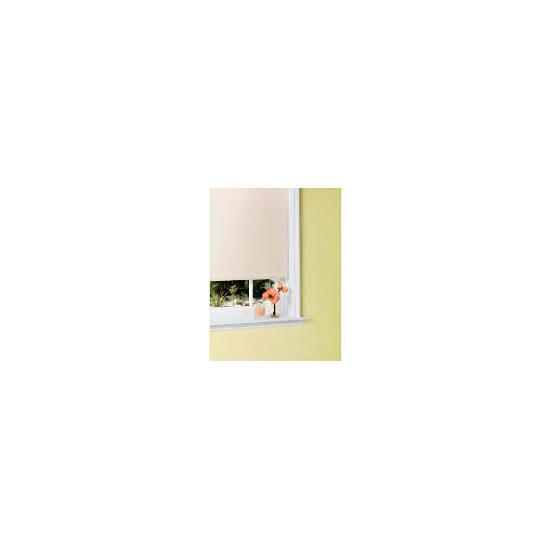 Straight Edge Roller Blind 180cm White