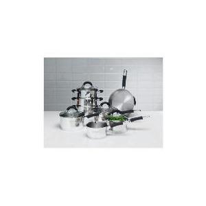 Photo of 8 Piece Antony Worrall Thompson Fusion Set W/Steamer Cookware