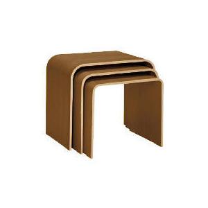 Photo of Prado Nest Set Of 3 Tables, Walnut Furniture