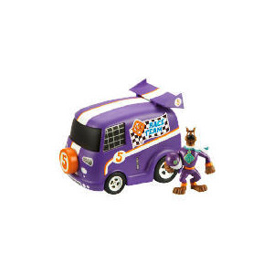 Photo of Scooby Doo Race Team Race Truck Set Toy