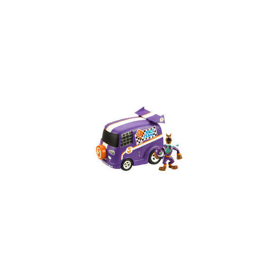 Scooby Doo Race Team Race Truck Set