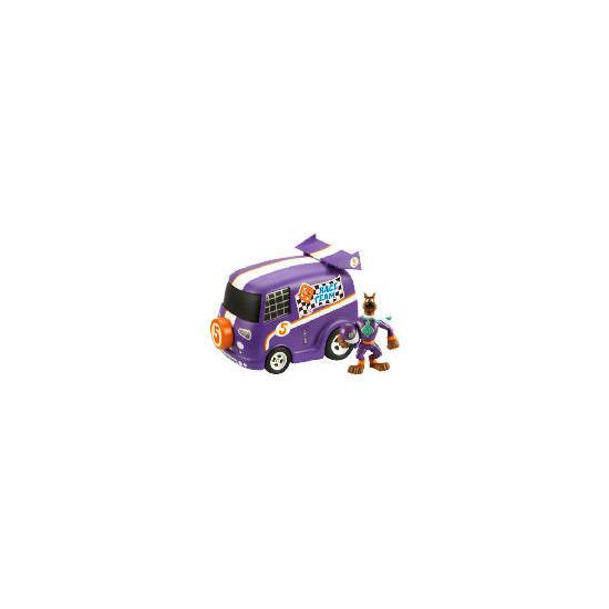 Scooby Doo Race Team Race Truck Set