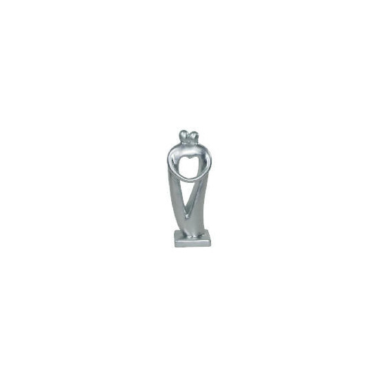 Tesco Entwined Couple Silver
