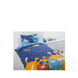 Tesco Kids Cheeky Monsters Single Duvet Reviews