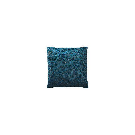 Tesco Metallic Spot Jacquard Cushion, Mylo