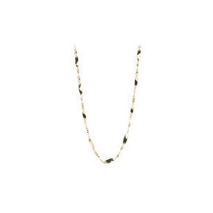 Photo of 9CT Gold Twist Necklace Jewellery Woman