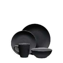 Tesco Mono Dinnerware Set 16 piece, Cream Reviews