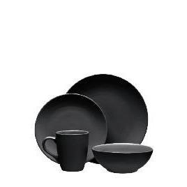 Tesco Mono Dinnerware Set 16 piece, Cream Reviews