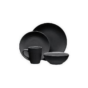 Photo of Tesco Mono Dinnerware Set 16 Piece, Cream Dinnerware