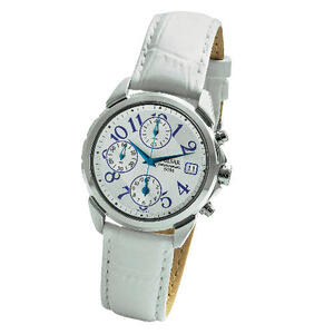 Photo of Pulsar Ladies White Chronograph Watch Watches Woman
