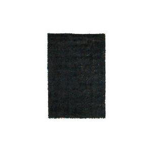 Photo of Tesco Polyester Shaggy Rug, Teal 80X150CM Rug