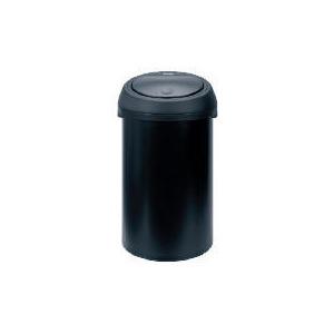 Photo of Touch Bin® 50 Litre Black Bin