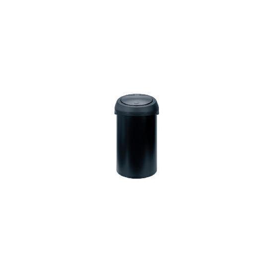 Touch Bin® 50 Litre Black