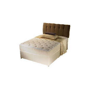 Photo of Silentnight Miracoil Pocket 7-Zone California Super King 2 Drawer Divan Set Bedding
