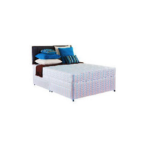 Photo of Layezee Value Medium Double 4 Drawer Divan Set Bedding