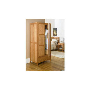 Photo of Illinois Double Wardrobe - Oak Furniture
