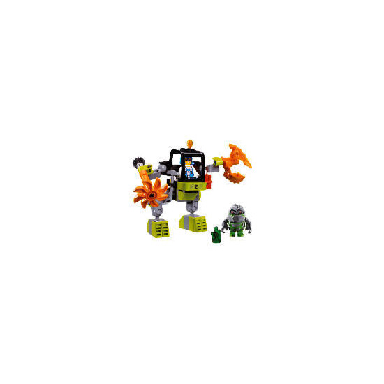 Lego Power Miners Mine Mech 8957