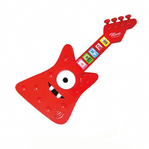Photo of YO Gabba Gabba Groovin Guitar Toy