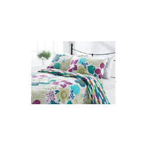 Photo of Tesco Tropical Print Duvet Set Kingsize, Multi-Coloured Bed Linen