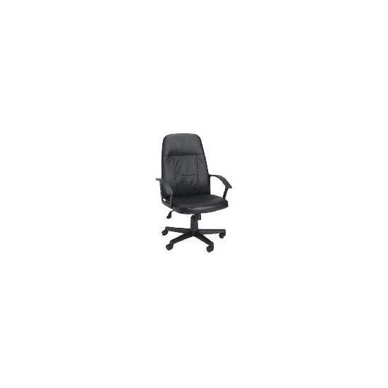 Hamburg high back Home Office Chair, Black