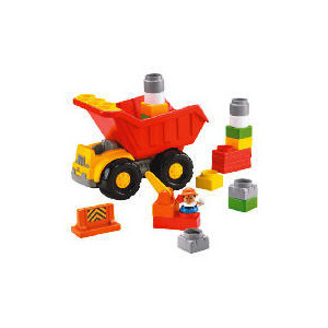 Photo of Fisher Price World Of Little People Builders Vehicles Assortment Toy