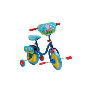 "Photo of Peppa Pig 10"" Bike Toy"