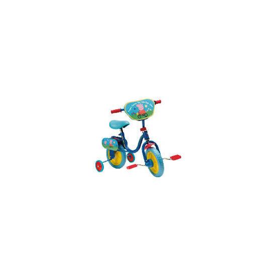 """Peppa Pig 10"""" Bike"""