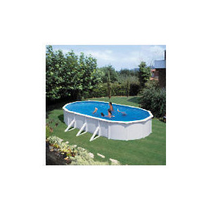Photo of 7.3 Steel Wall Oval Pool Toy