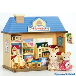 The Sylvanian Toy Shop Reviews