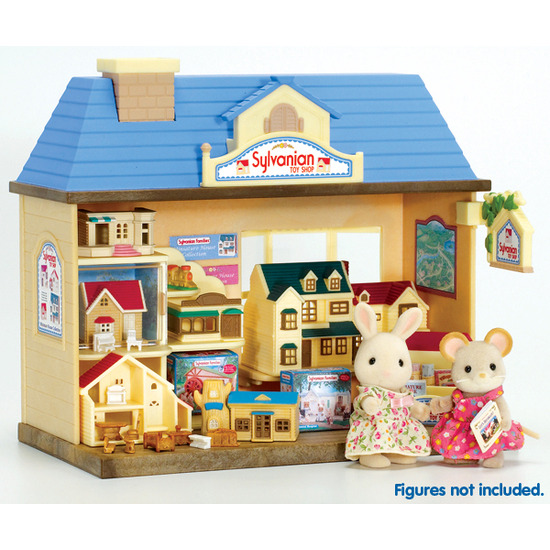 The Sylvanian Toy Shop