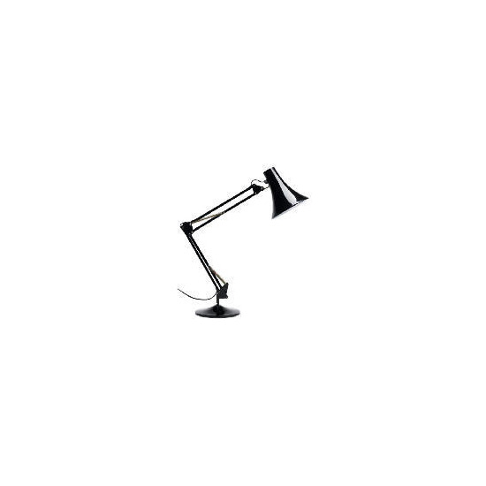 Task Desk Lamp Black