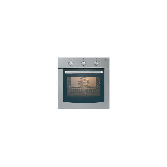 Whirlpool WPPK1003 single SS oven