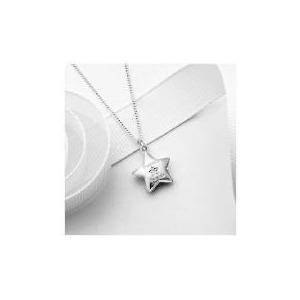 Photo of Silver Diamond Set Twinkle Twinkle Locket Jewellery Woman