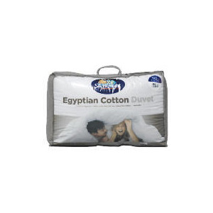 Photo of Silentnight Egyptian Cotton Duvet Single 10.5 Tog Bedding