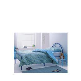 Memo Metal Bed Blue Reviews