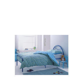 Memo Metal Bed Blue Reviews