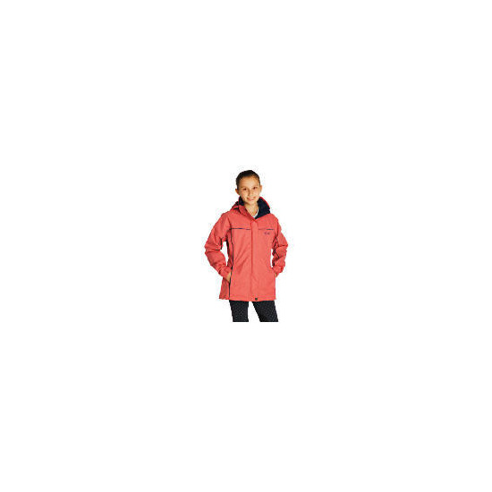 Harry Hall Childs Woodbridge Jacket Red 10-11 Years