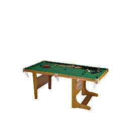 BCE 4ft 6inch Folding Snooker Table Reviews